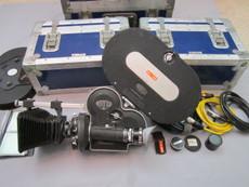 Arriflex S Reflex 16mm Movie Camera Package | Schneider Cine Lens | Variable Speed Motor