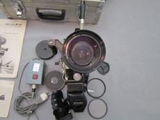 Bolex H16 EBM Electric (No 302812) Camera Package | Super 16mm Camera | Zoom Lens