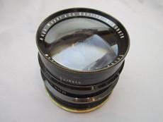 Hugo Meyer Gorlitz Trioplan 3.8/420mm | Large Format Lens | Soft Focus | Vintage Lens