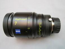 Zeiss Distagon DigiPrime Cine T1.5/7mm Cine Lens   2K   B4 Mount   HD Lens   Zeiss Distagon   Zeiss Lenses
