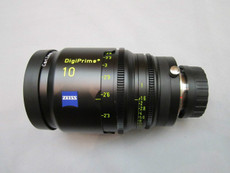 Zeiss Distagon DigiPrime Cine T1.5/10mm Cine Lens | 2K | B4 Mount | HD Lens | Zeiss Distagon | Zeiss Lenses