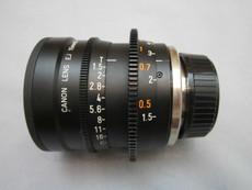 Canon DigiPrime EJ T1.5/15mm Cine Lens | B4 Mount | HD Lens | Canon Lenses