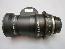 SOLD - Canon DigiPrime EJ T1.5/10mm Cine Lens | B4 Mount | HD Lens | Canon Lenses