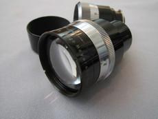 Hugo Meyer Gorlitz Trioplan 2.8/100mm (No 845214) | Vintage Lens | Kino Plasmat