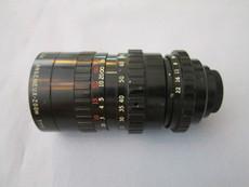 Super 16 Angenieux 2.2/17-68mm C-Mount Zoom Lens (No 198988) | Super 16 Lens | Zoom Lens | Movie Camera Lens