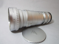 Super 16 Angenieux 2.2/17-68mm C-Mount Zoom Lens (No 1049710) + 12.5-50mm Zoom Lens | Movie Camera Lens