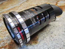 Alan Gordon Mark V 12 to 1 Film/Video Director's View Finder for 16mm, 35mm, and 35mm Anamorphic