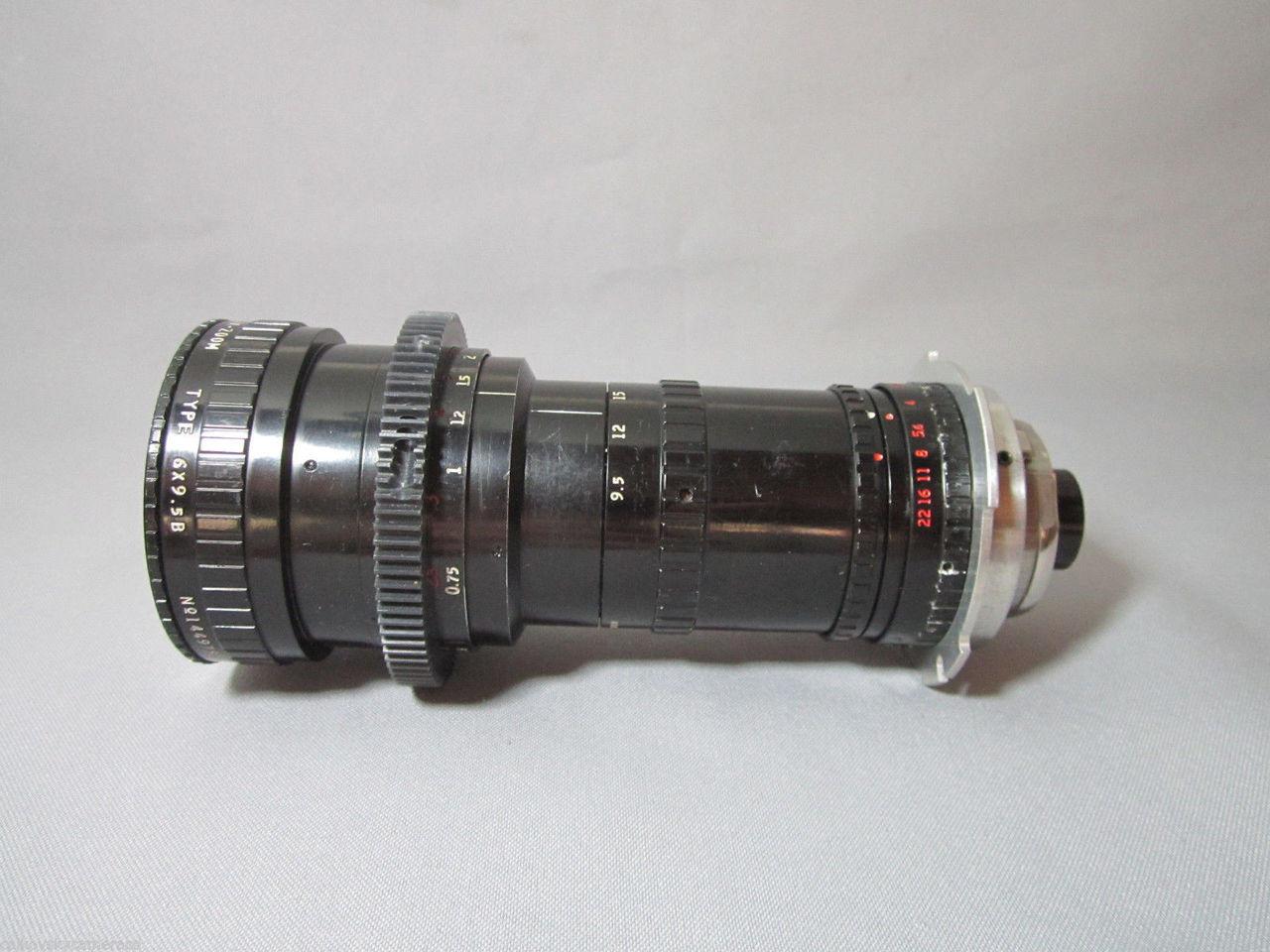Angenieux 1 6 - 2 2 /9 5 - 57mm Bayo Mount Zoom Lens (No 1449750