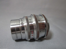 Super 16 Wollensak Cine Rapter 1.5/25mm C Mount Lens (No A51090) | Vintage Movie Lens
