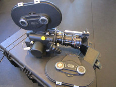 Arriflex BL 16mm Movie Camera Package | Angenieux Zoom Lens