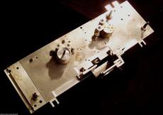 Bell & Howell 2709 Camera Movement + Sprockets for 35mm Hand Crank Movie Camera
