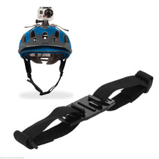 Vented Safety Helmet Strap GoPro Mount Holder Adapter | Gopro HD Hero 1 2 3+ 4