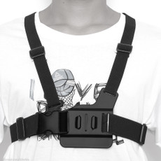 Adjustable Elastic Chest Strap Mount Harness for GoPro | GoPro HD Hero 1 2 3+ 4