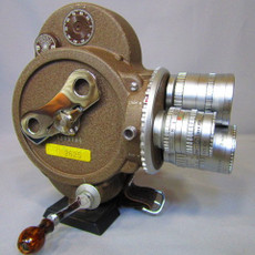 Bell & Howell 70 DR 16mm Movie Camera