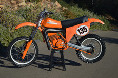 Can Am 1979 M5 Vintage Dirt Bike - SOLD