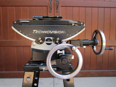 Technovision Technohead Mark III  Pro Cinema Geared Tripod Head