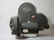 Arriflex 16mm Movie Camera + Motor | Arri Standard Mount