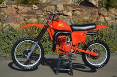 1978 Honda Elsinore CR 250 Vintage Motocross Dirt Bike
