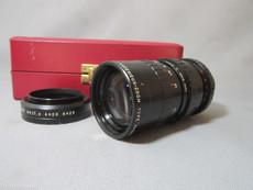 Super-16 Angenieux 2.2/17-68mm C-Mount Zoom Lens (No 1211717)