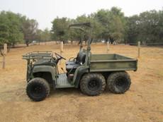 2009 John Deere A1 Military Gator 20.8HP Diesel (46 hours)