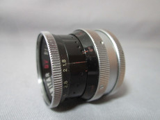 Super-16 Kern Switar DV H16 1.8 / 16mm C-Mount Lens (No 413113) BMPCC