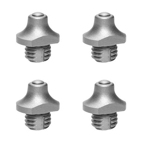 Pro Grip Studs - PGS- HG10 for hard ground - 4 pack