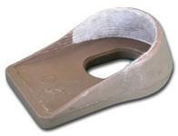 Dalric heel extension cuff for foals with weak flexors