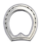 Aluminium straight bar horse shoe