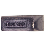 Diamond clinch block