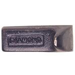 Diamond clinch block