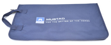 Mustad farrier tool bag for all trimming and shoeing tools