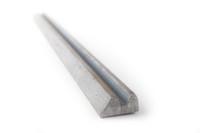 concave horseshoe making steel bar stock