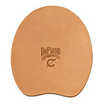 Deplano Leather Hoof Pads
