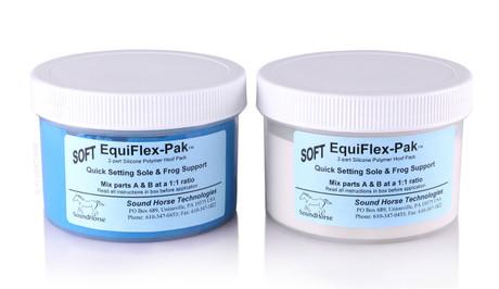 EquiFlex-Pak hoof packing silicone