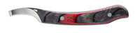 Double S 25A Deluxe hoof knife
