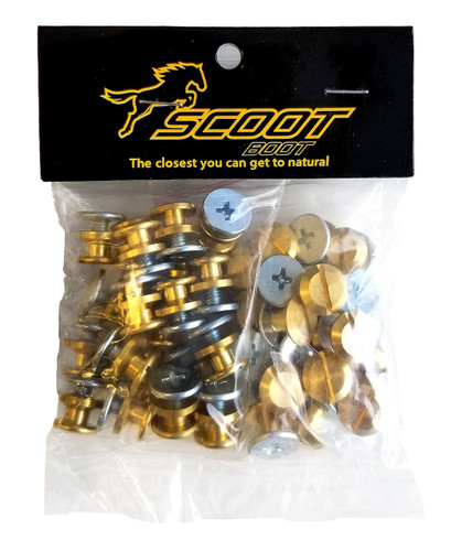 Scoot Boot hardware pack