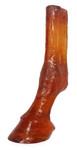 Sound Horse urethane glue-on shoe demonstration leg