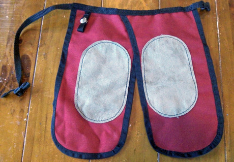 Mini farrier chaps for toddlers