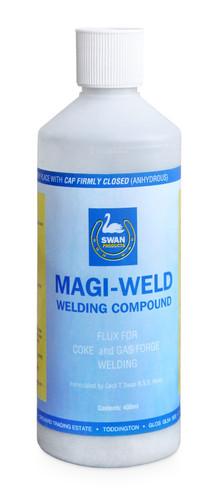 Swan Magi-Weld Powder Compound