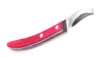 Jim Blurton loop knife