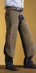 Gibbins Superthistle long wrap around farrier shoeing chaps