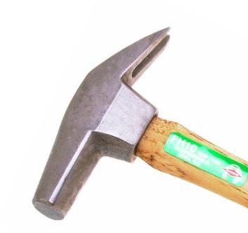 Diamond nailing on 10oz hammer