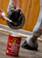 Kevin Bacon's Liquid Hoof Dressing Application