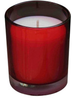 Red Oxford 100% soy candle.