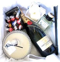 Deluxe Antique Moet Gift Box