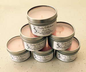 Travel Soy and Cocoa Butter Massage Candle