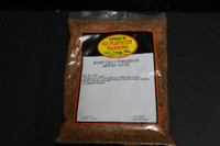 """With less than half the salt content of most commercially available seasoning salts, about half the heat of the commercial """"CAJUN"""" seasonings and a wonderful balance of salt, pepper, onion, garlic, paprika (for color) and chipotle (smoked sweet red ripened jalapeños), Old Fashion Meat Rub enhances everything in the kitchen!"""