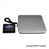 Weston 330 lb Stainless Steel Digital Scale