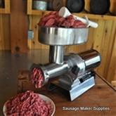 Weston Butcher Series™ #22 Electric Meat Grinder (1 HP)