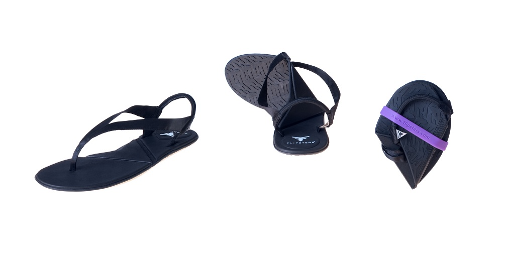 4f9f05f375ad Foldable Ballet Flats and Flip Flops